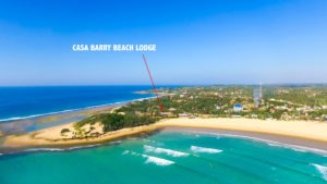 Casa Barry Beach Lodge